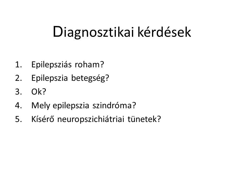 Diagnosztikai kérdések