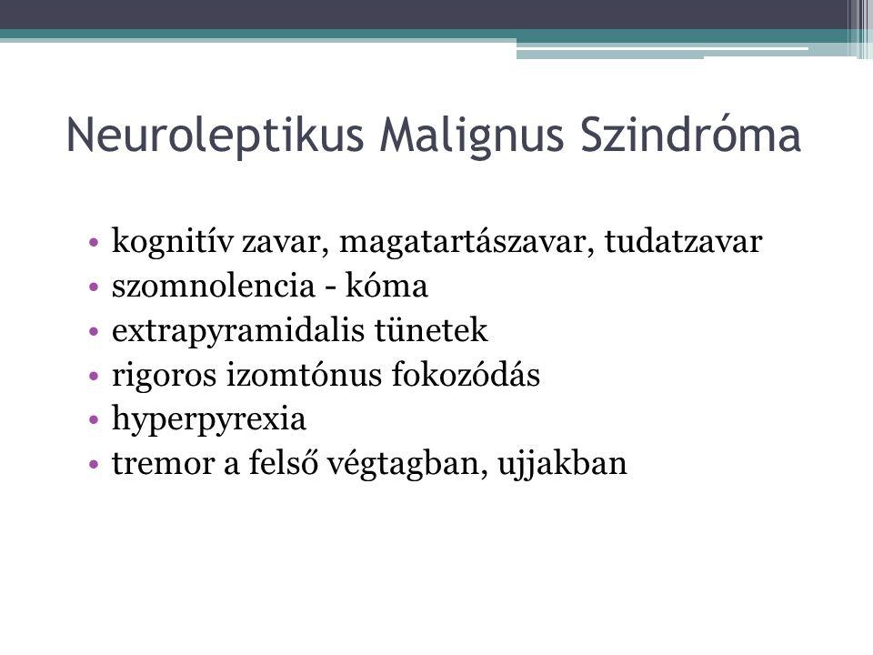 Neuroleptikus Malignus Szindróma