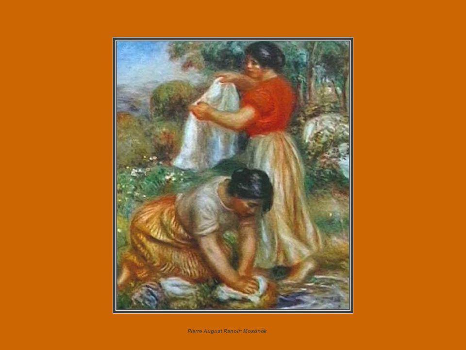 Pierre August Renoir: Mosónők