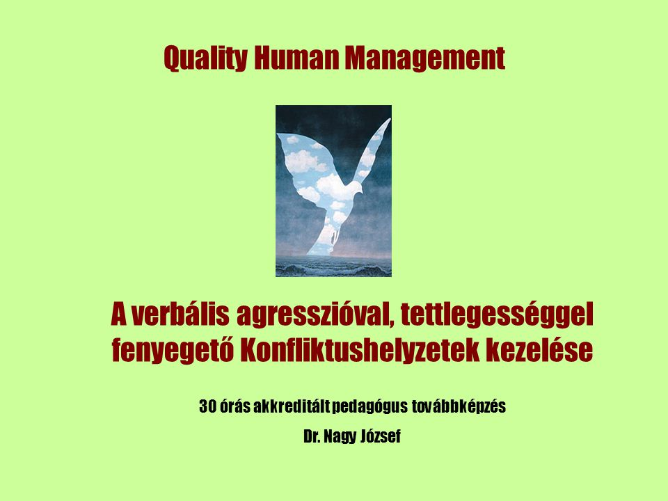 Quality Human Management