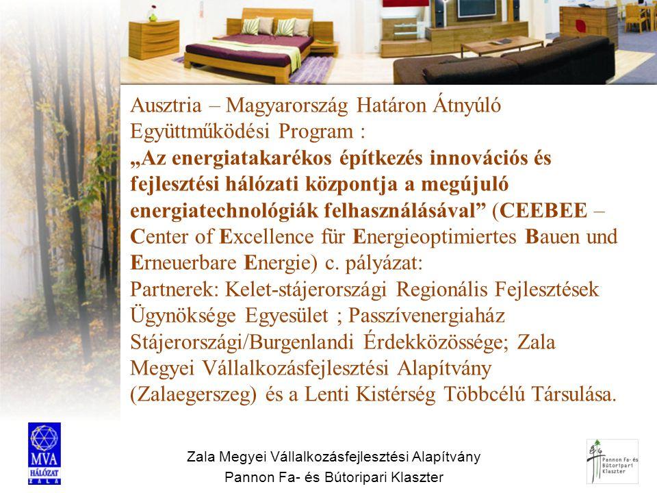 Ausztria – Magyarország Határon Átnyúló Együttműködési Program :