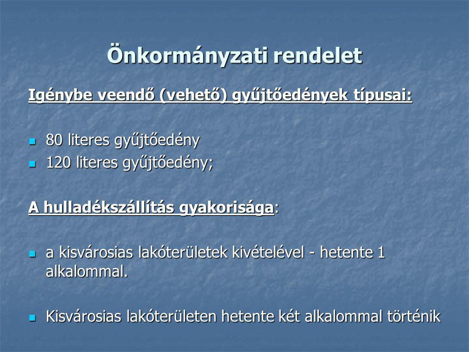Önkormányzati rendelet