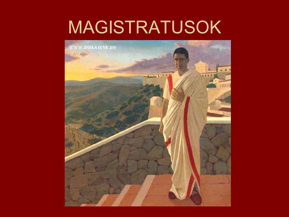 MAGISTRATUSOK