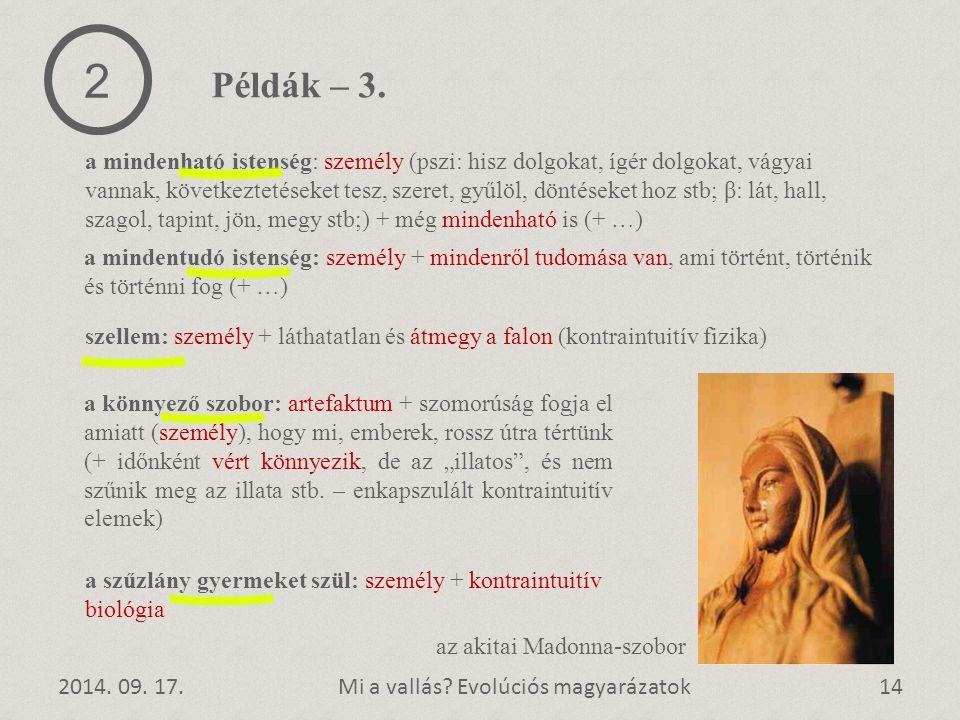 2 Példák – 3.