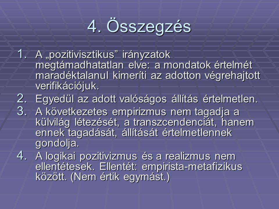 4. Összegzés