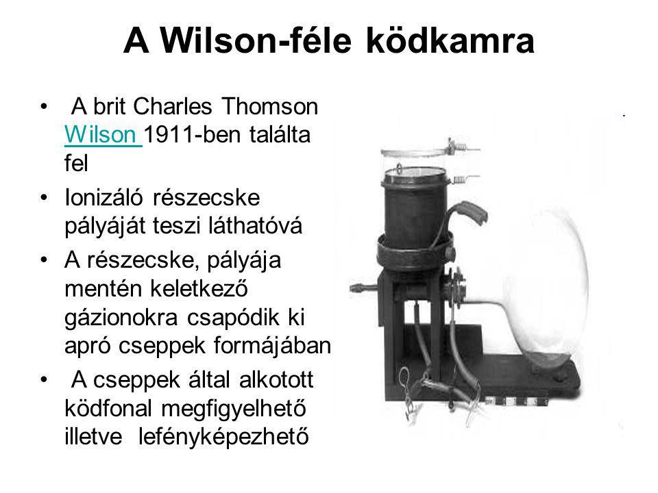 A Wilson-féle ködkamra