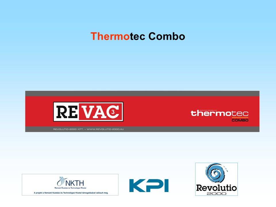 Thermotec Combo