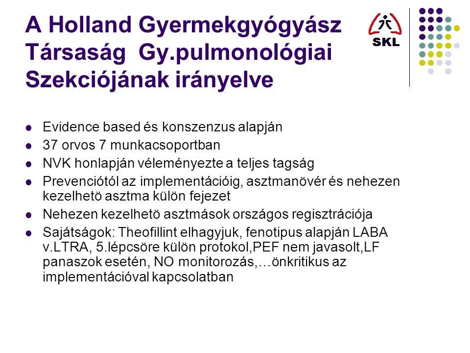 A Holland Gyermekgyógyász Társaság Gy