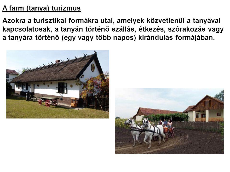 A farm (tanya) turizmus