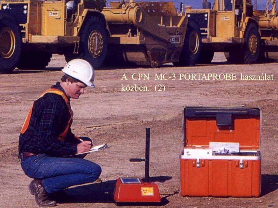 A CPN MC-3 PORTAPROBE használat közben. (2)