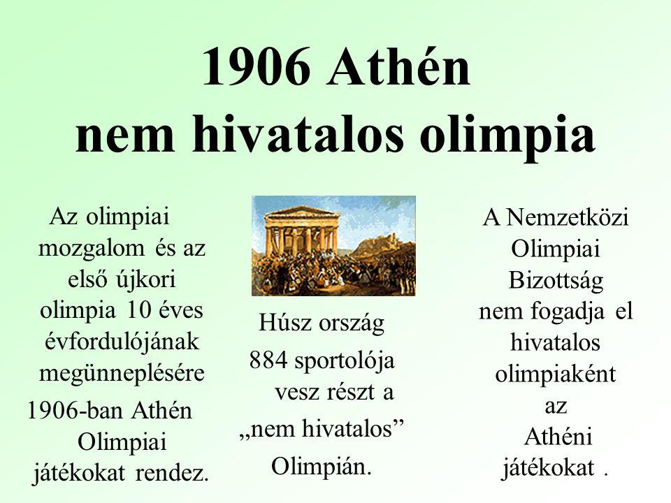 1906 Athén nem hivatalos olimpia