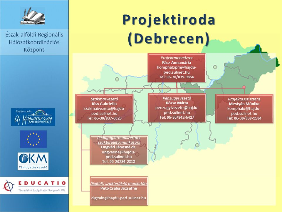 Projektiroda (Debrecen)