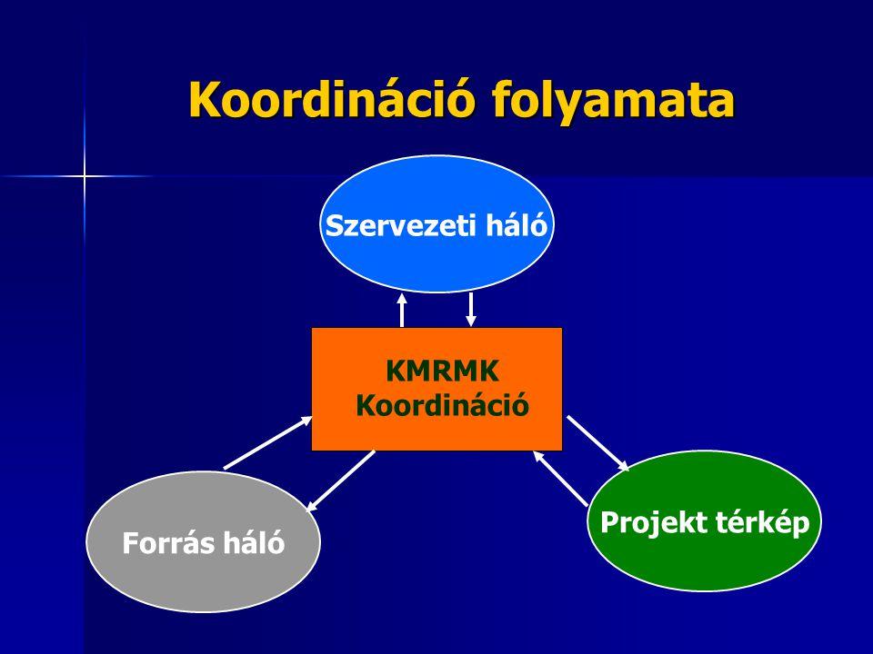 Koordináció folyamata
