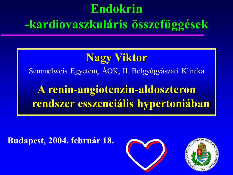 Endokrin -kardiovaszkuláris összefüggések