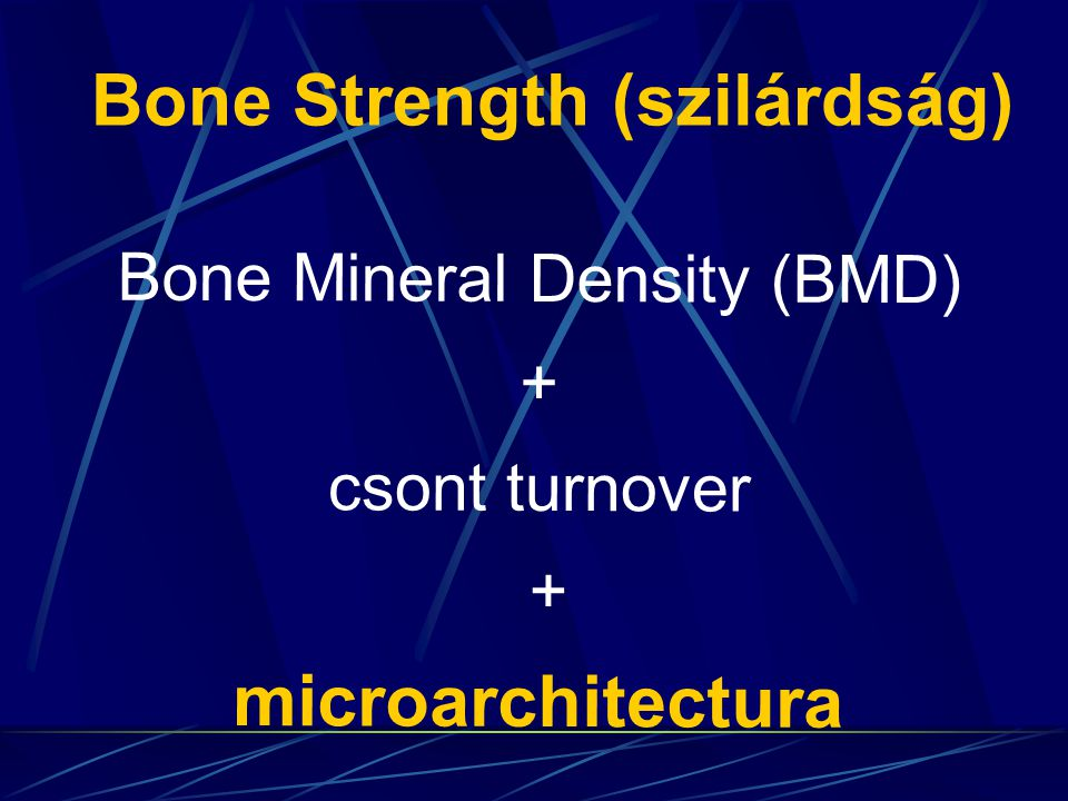 Bone Mineral Density (BMD)
