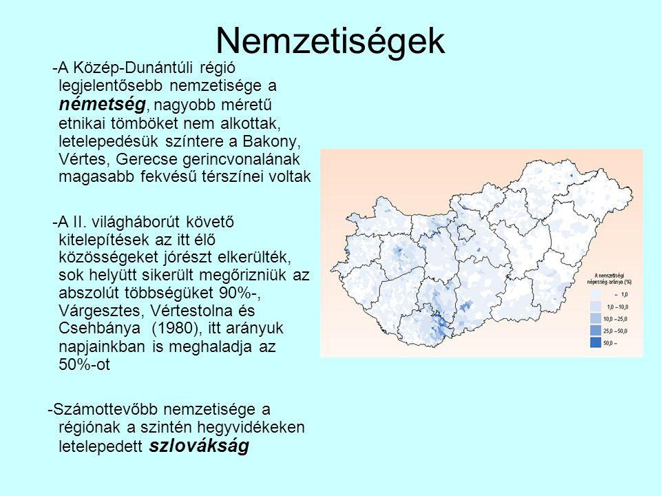 Nemzetiségek