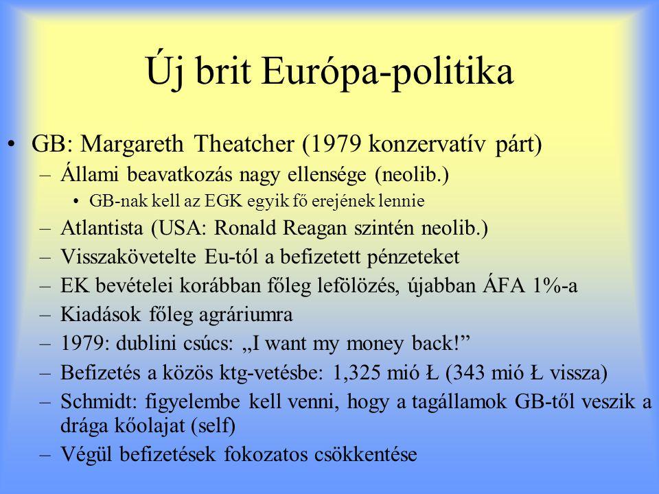 Új brit Európa-politika