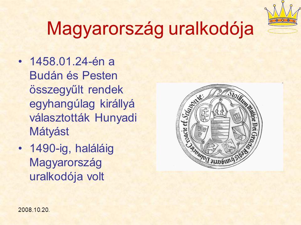 Magyarország uralkodója