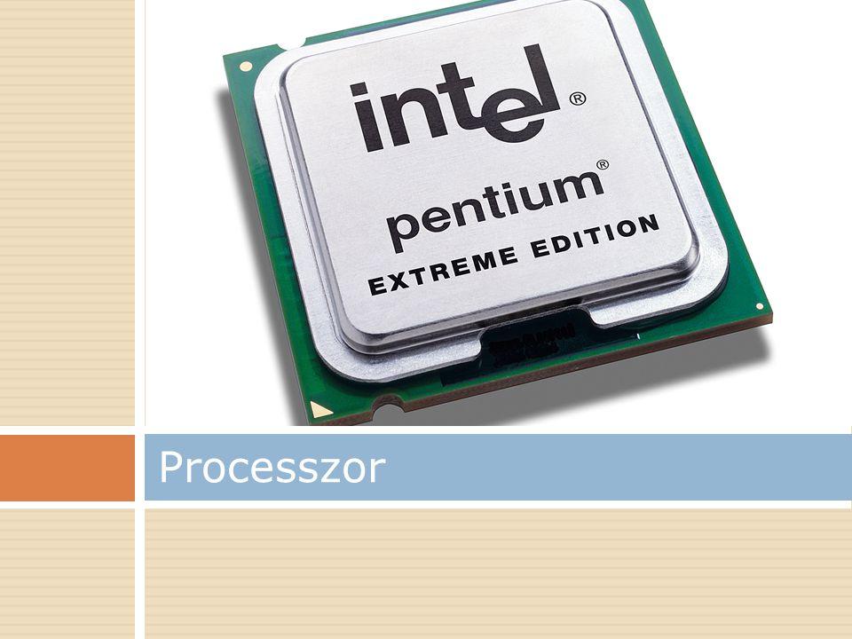 Processzor