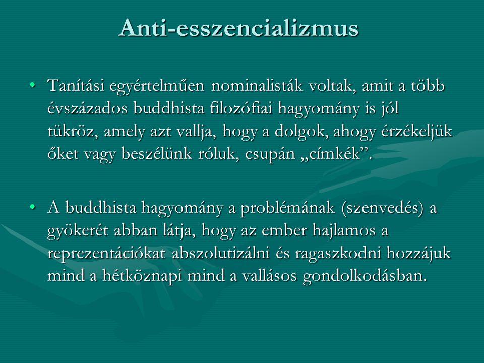 Anti-esszencializmus