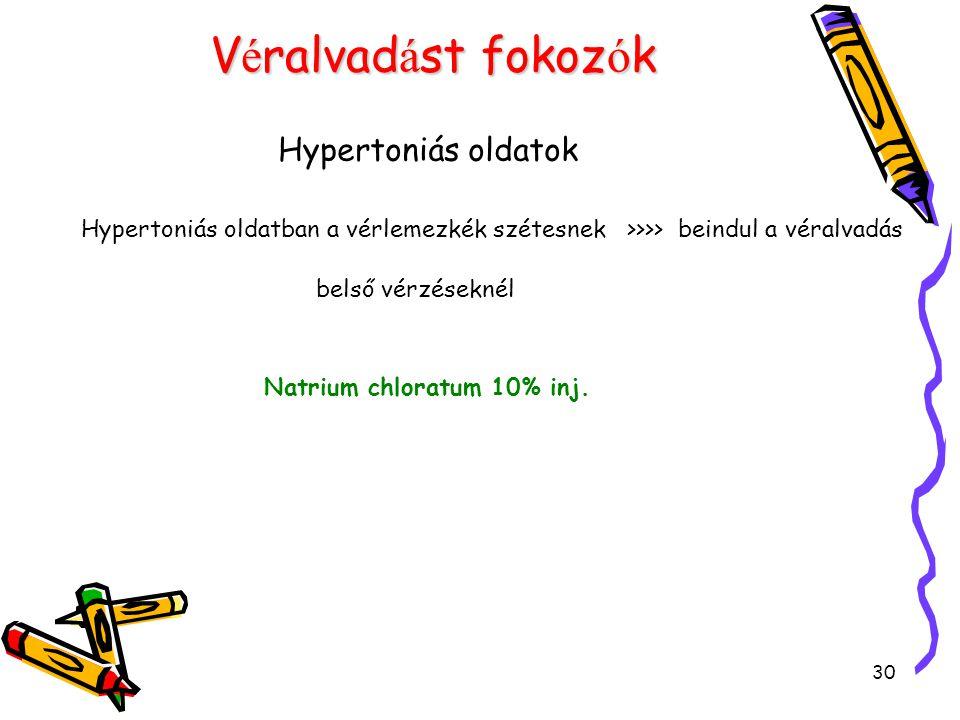 Natrium chloratum 10% inj.