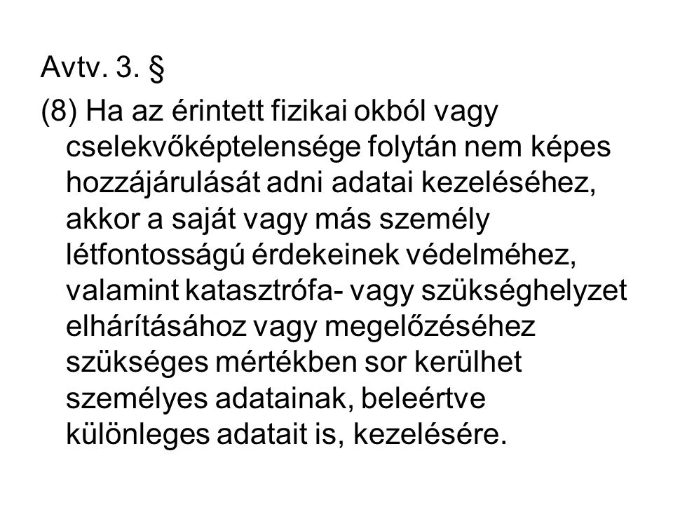 Avtv. 3. §