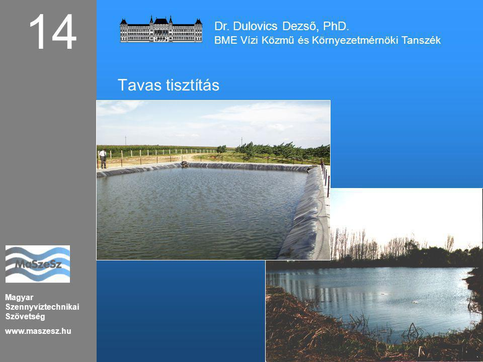14 Tavas tisztítás Dr. Dulovics Dezső, PhD.