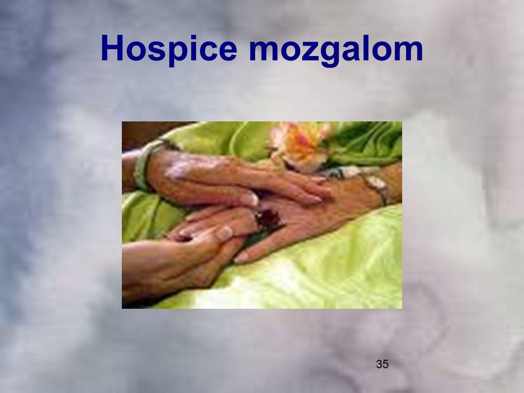 Hospice mozgalom
