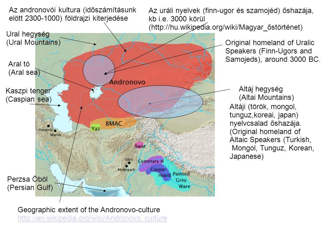 Az andronovói kultura (időszámításunk