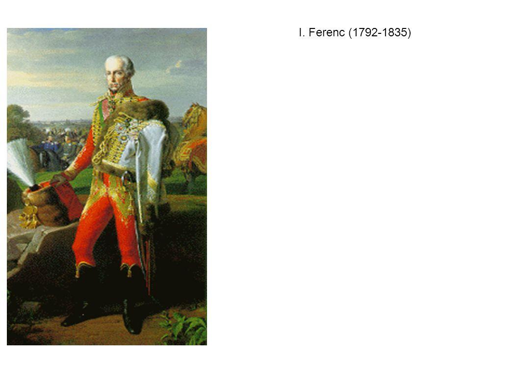 I. Ferenc (1792-1835)