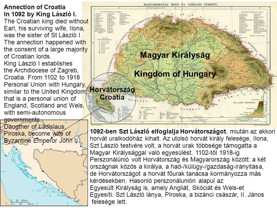Magyar Királyság Kingdom of Hungary
