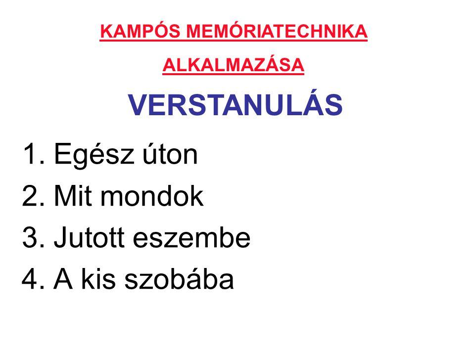 KAMPÓS MEMÓRIATECHNIKA