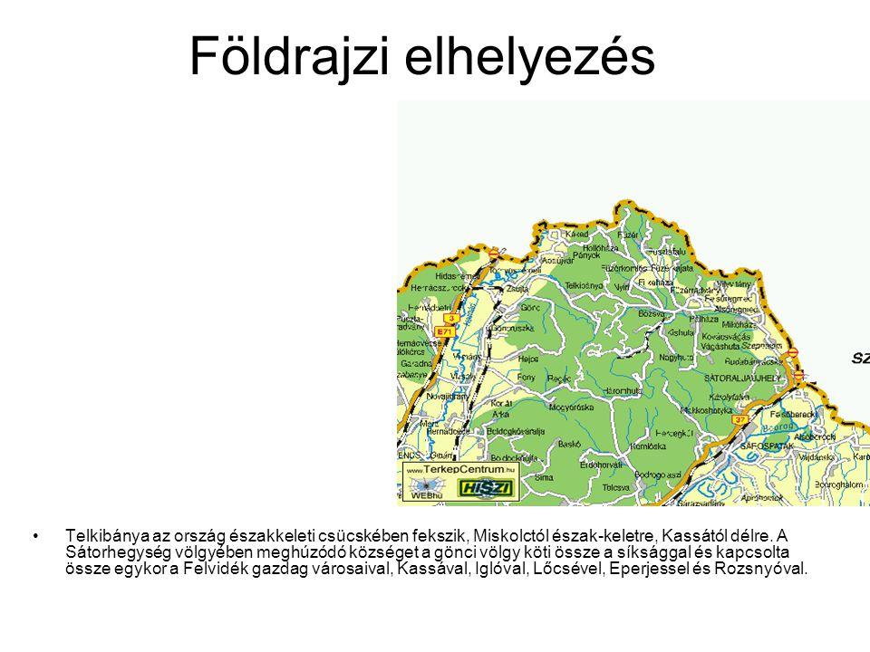 Földrajzi elhelyezés