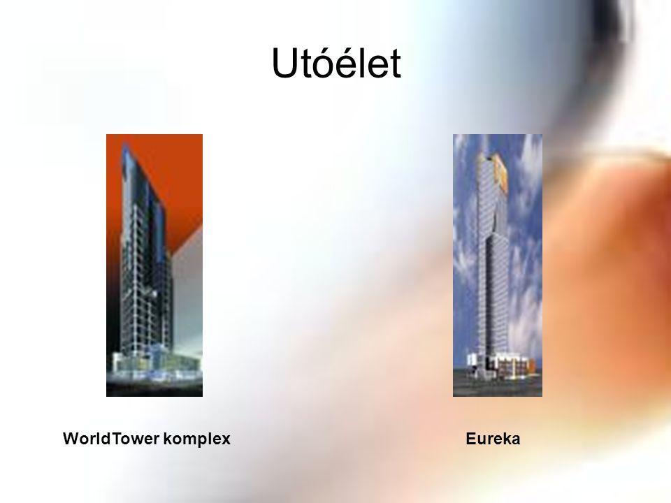 Utóélet WorldTower komplex Eureka