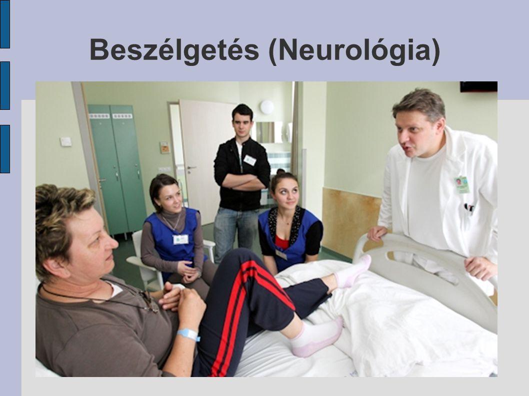 Beszélgetés (Neurológia)