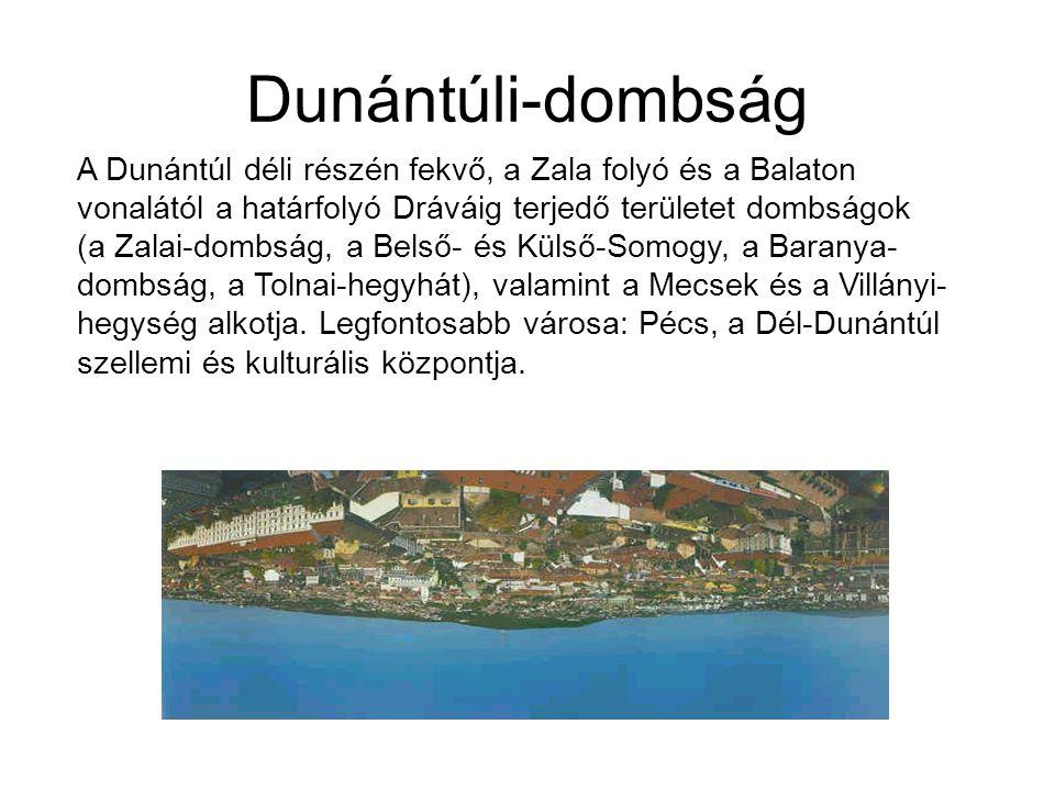 Dunántúli-dombság