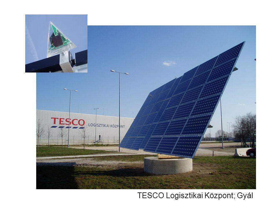 TESCO Logisztikai Központ; Gyál