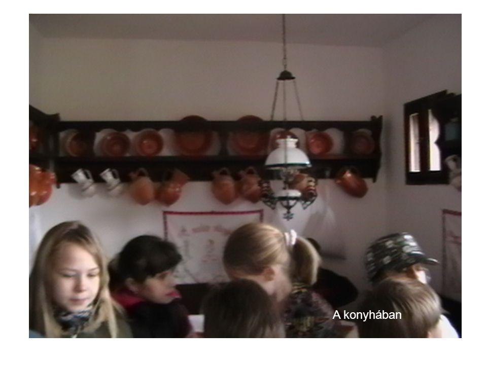 A konyhában