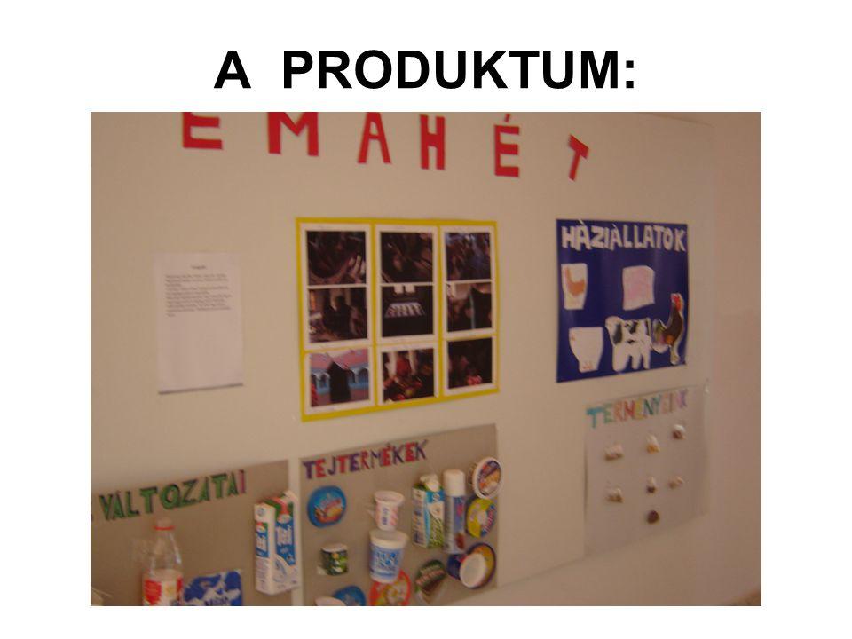 A PRODUKTUM: