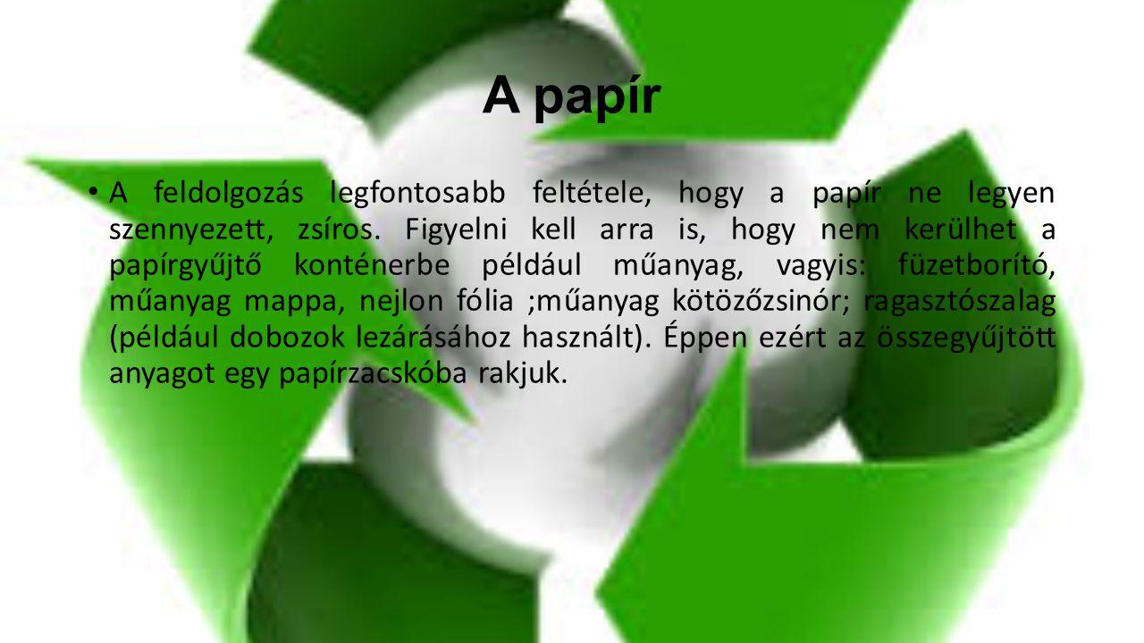 A papír