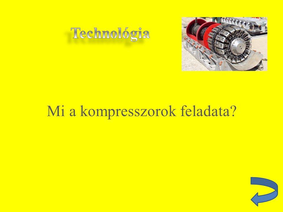 Mi a kompresszorok feladata