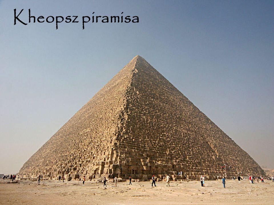 Kheopsz piramisa Kheopsz pirramisa