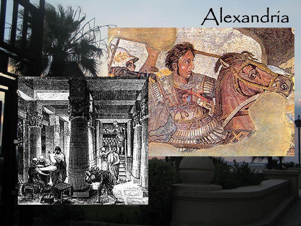 Alexandria hieroglifák