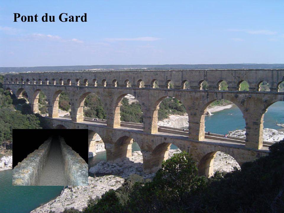 Pont du Gard Pont du Gard