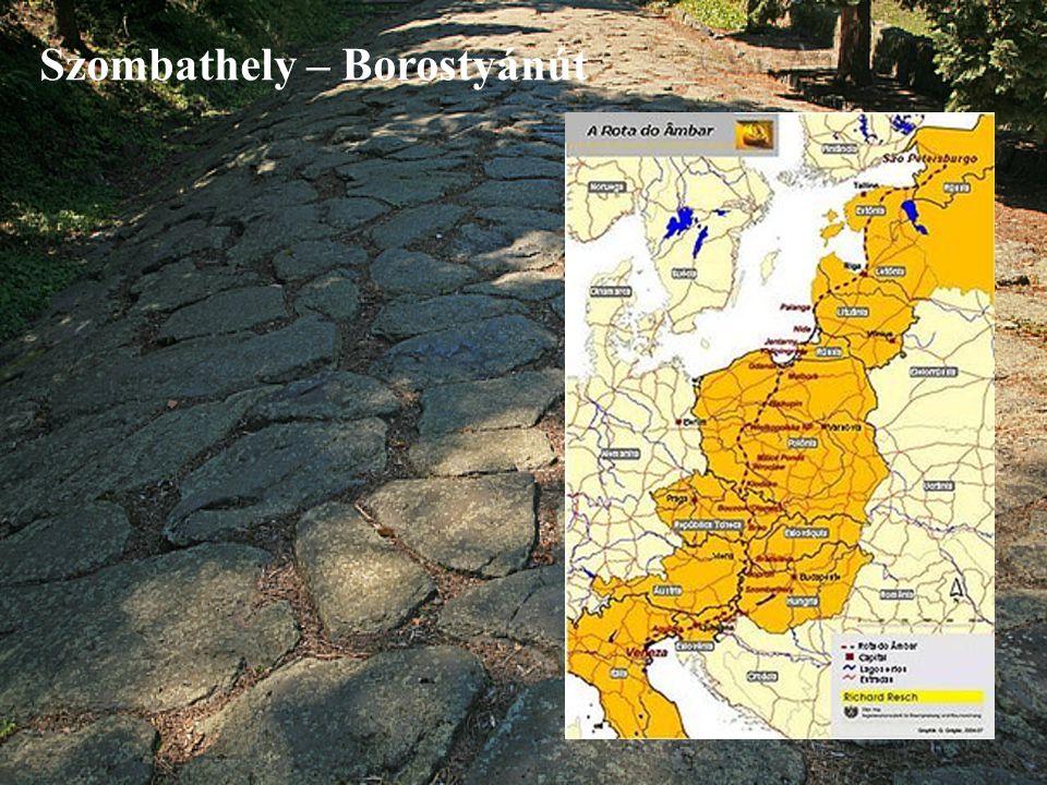 Szombathely – Borostyánút
