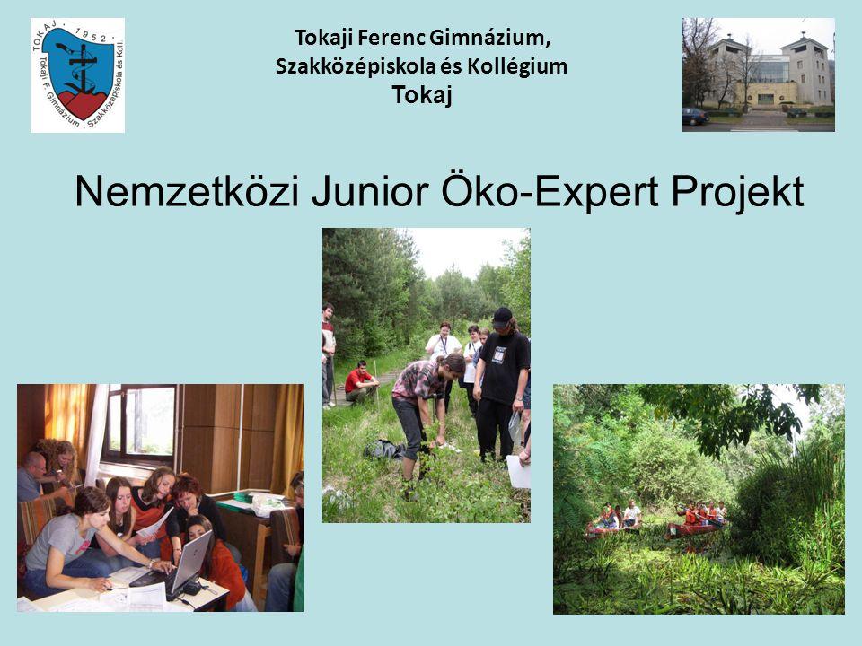 Nemzetközi Junior Öko-Expert Projekt