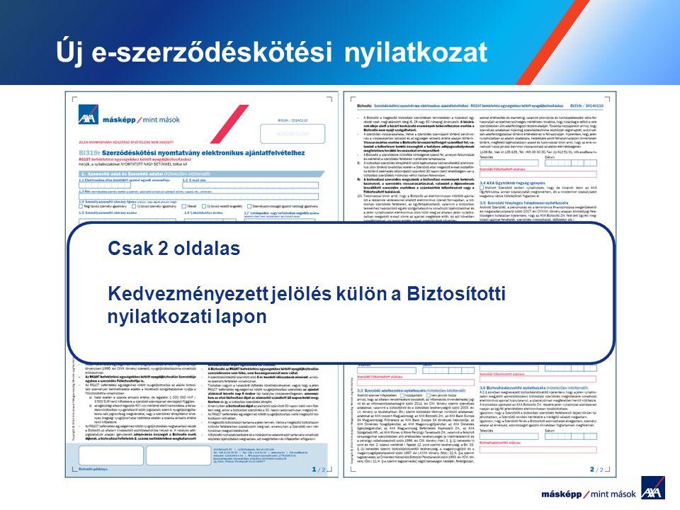Új e-szerződéskötési nyilatkozat