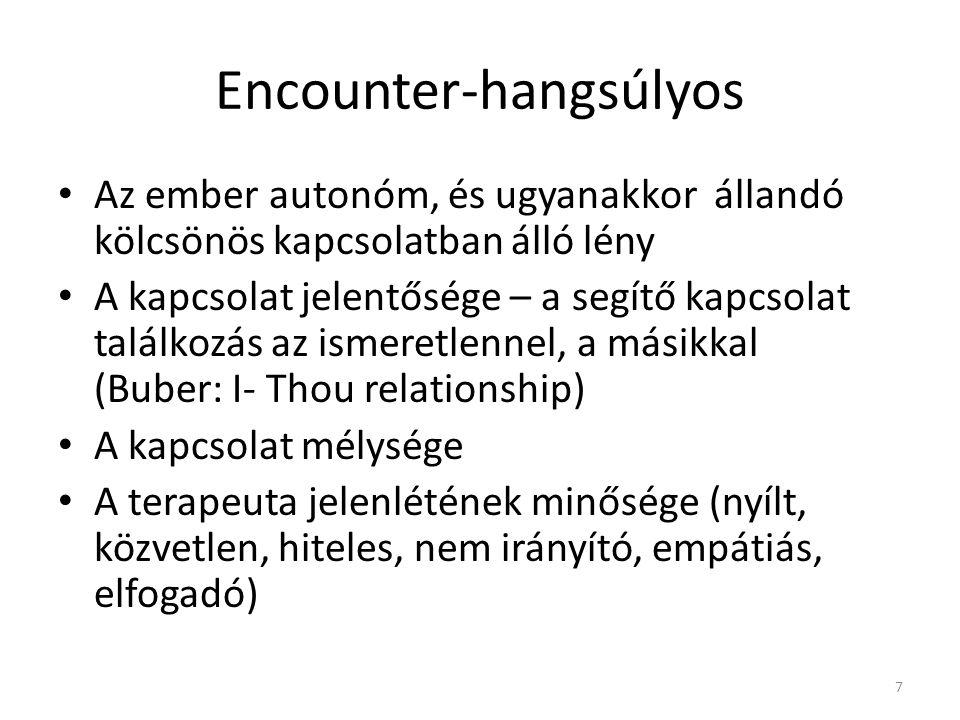 Encounter-hangsúlyos
