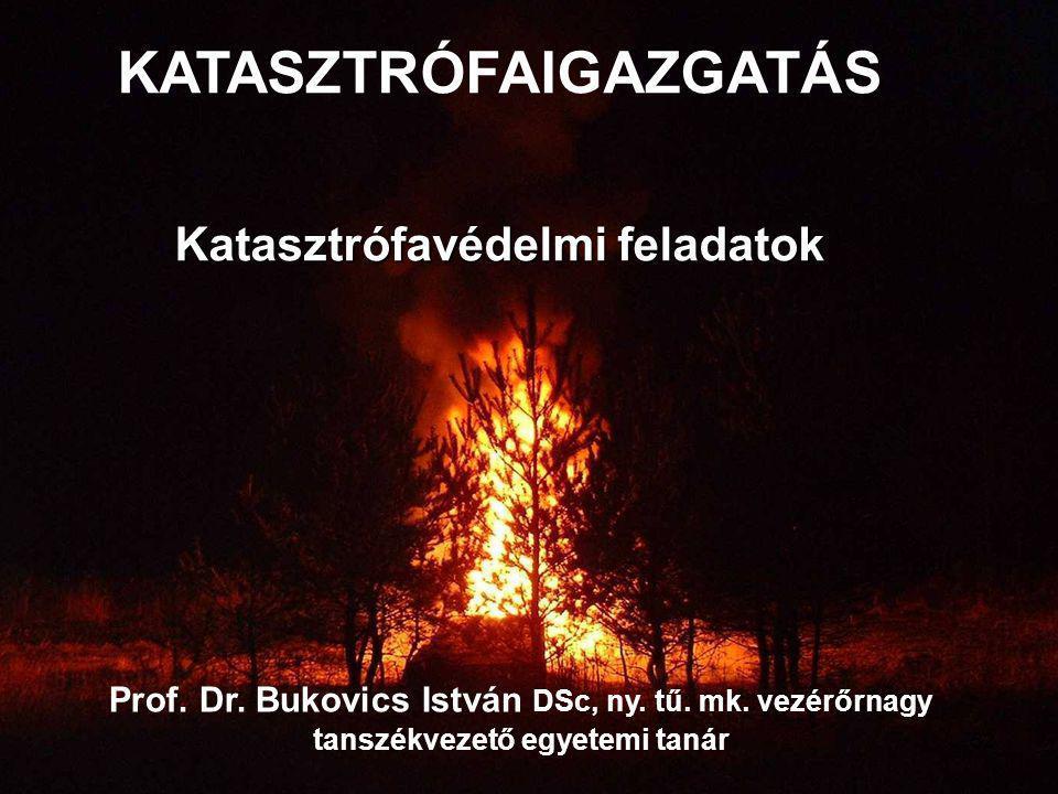 KATASZTRÓFAIGAZGATÁS