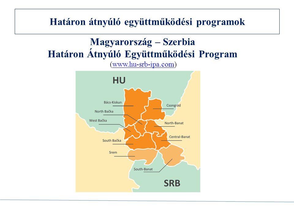 Határon átnyúló együttműködési programok